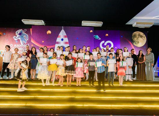 FESTA DE ENCERRAMENTO COC 2019